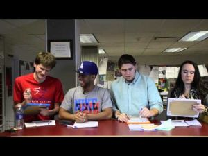 Collegian Sports Show, Episode 6