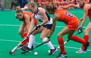 Field hockey team finishes regular season with match against Northwestern