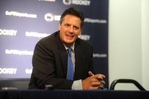 Teammates, coaches recount Penn State men's hockey's David Thompson's cut