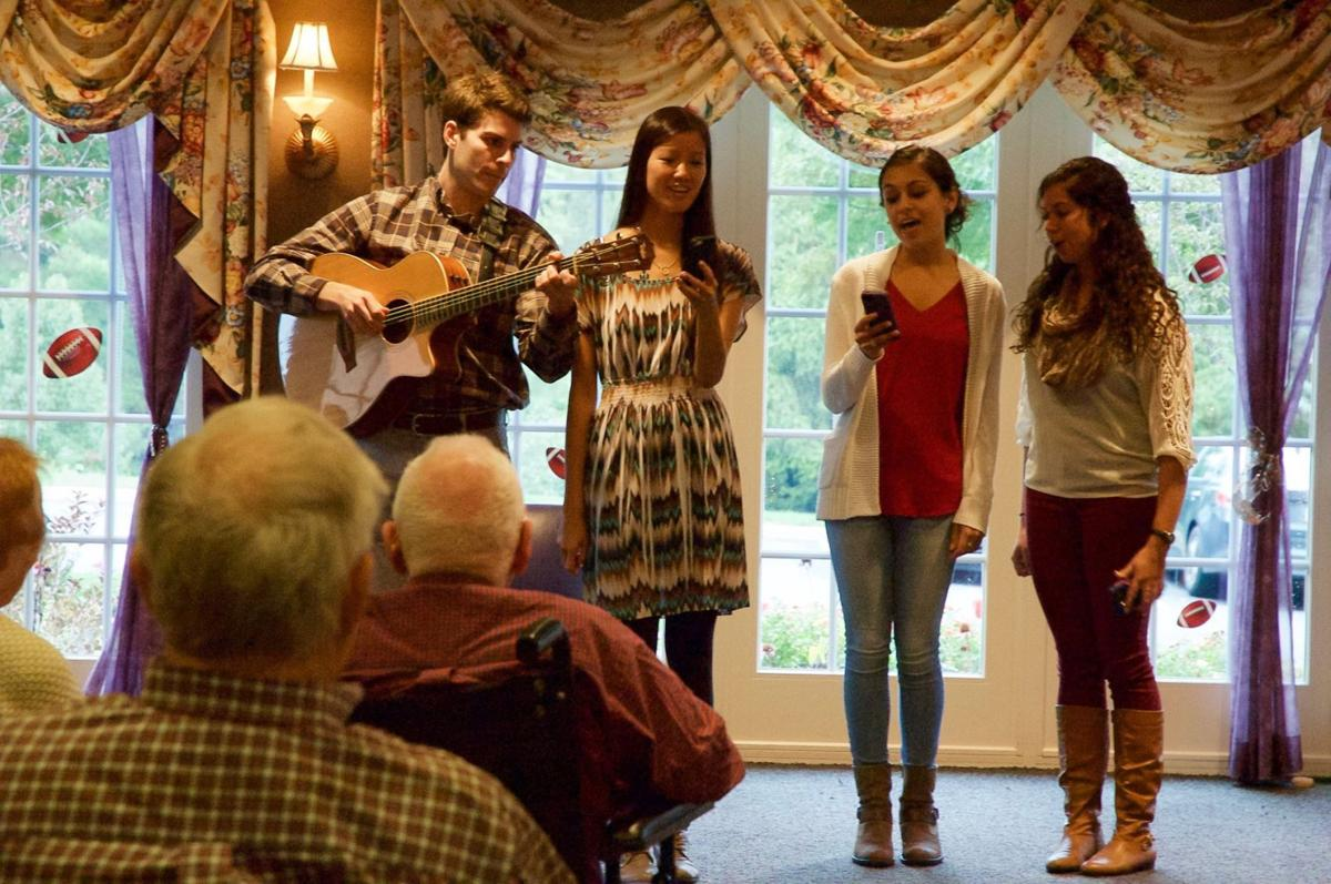Penn state s music service club plays classic tunes for for Classic club music