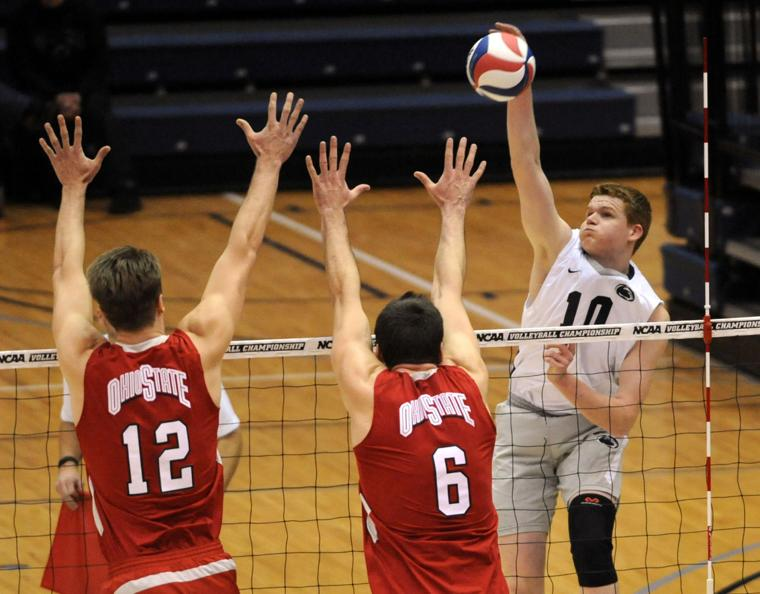 Penn State men's volleyball hosts Princeton, NJIT - The ...