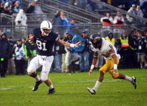 Indiana's porous defense sets up nicely for penn state tight ends