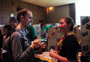 Fraternities, sororities to present at final day of involvement fair