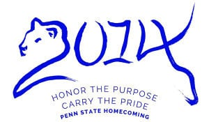 Homecoming 2014 Logo