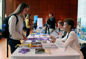 Graduate School Day allows students to learn about post-undergraduate opportunities