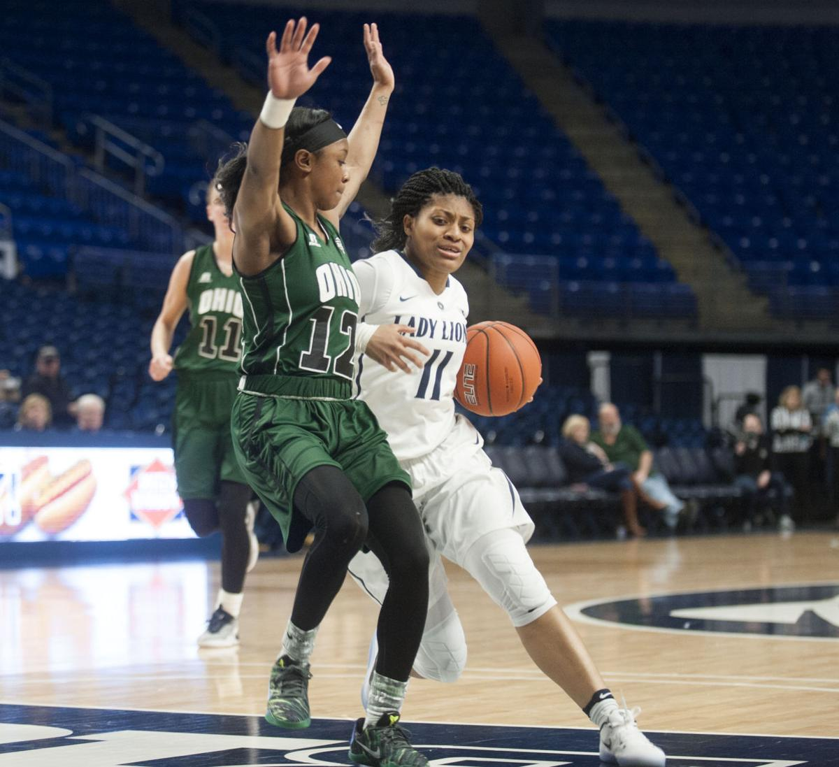Penn State women's basketball takes WNIT first round against Ohio University | Women's ...