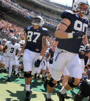 Penn State football set for another prime-time clash, taking on Rutgers