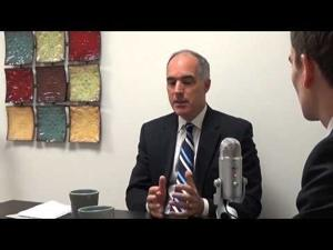 "StateViews: U.S. Senator Bob Casey on ""It's On Us"""