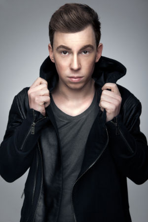 Hardwell courtesy art