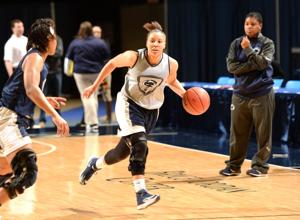 <p>After a 15-month long rehabilitation process for a torn ACL, Lindsey Spann is eager to return to the courts.</p>