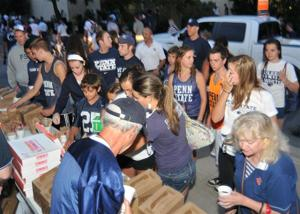 'Rise and Rally' hosts thousands of Penn State faithful