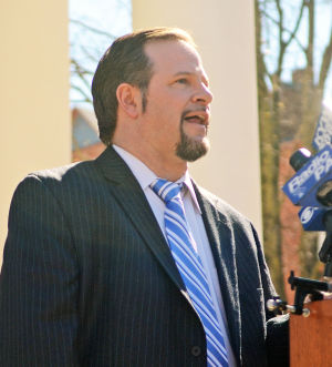 Rominger talks about entering into Sandusky trial