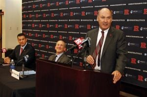 Rutgers welcomed to Big Ten