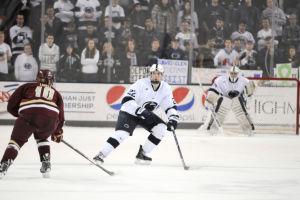 Penn State men's hockey returns from Alaska winless