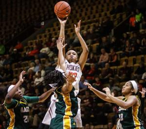 Gilmer to transfer from Virginia Tech Women's Basketball - Collegiate Times : Sports