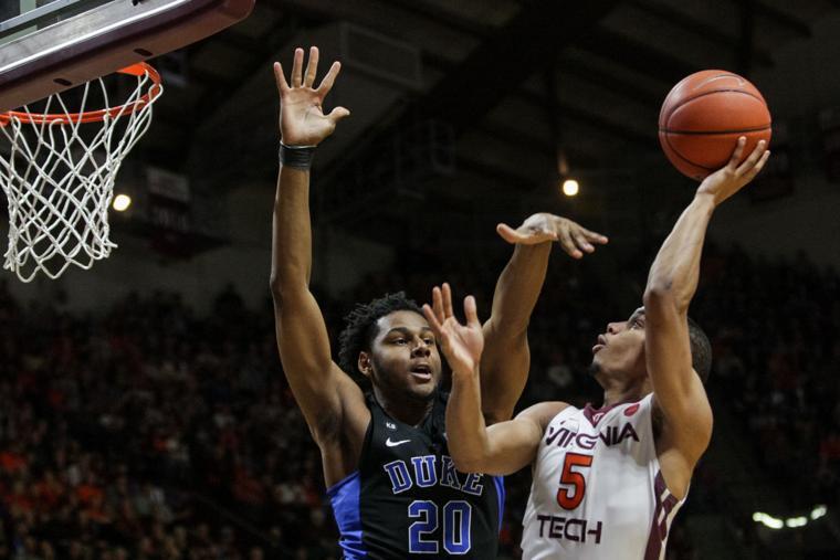 Men's Basketball vs Duke - 2