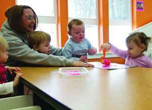 Child care centers help Hokies pursue education