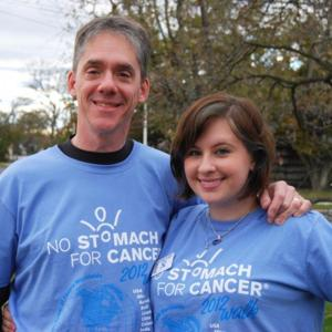 No belly, no problem: Tech student survives rare form of stomach cancer