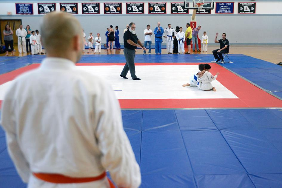 Show-Me State Games judo: A sport and a family