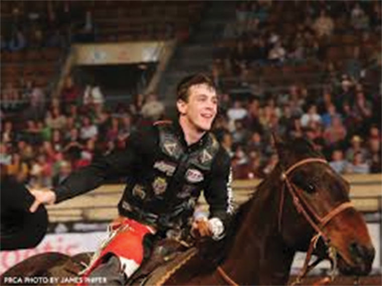Local Cowboy Is Young Gun On Pro Rodeo Tour Cascade
