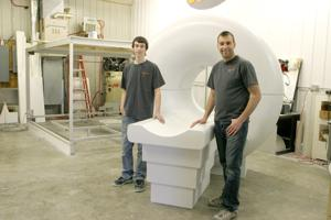 Innovative Foam takes on unusual projects