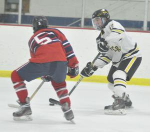 BOYS HOCKEY: Piechowski scores game-winner in OT