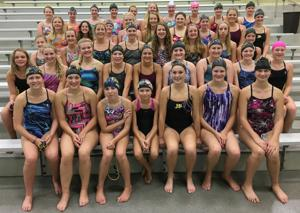 GIRLS SWIMMING: 'Sharks go deeper than ever