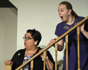 Last chance to see 'Leading Ladies'
