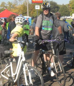 Update your bicycle skills on Oct. 7