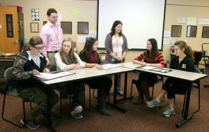 New Century's Mock Trial team got better throughout the season