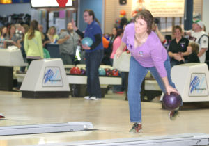 Bowlathon aims to strike out domestic violence