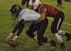 FOOTBALL: Cardinals fly high over Tigers in season finale