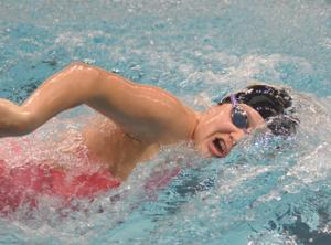 SWIMMING: Hutch takes sixth in state pool