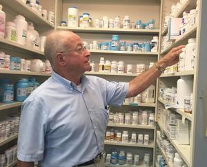 From soda jerk to pharmacist, Bill Peltier retires from Medicine Shoppe