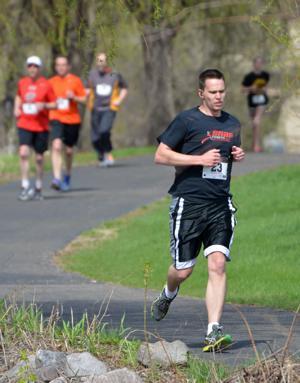 Common Cup Walk/Run first race in Triple Crow