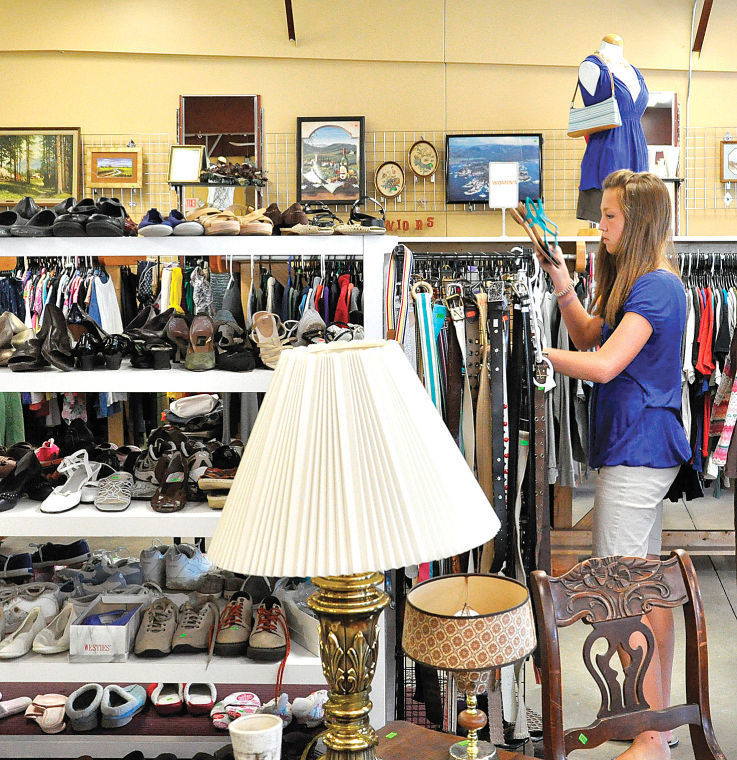 Proworks to open thrift store lifestyle for Fish thrift store