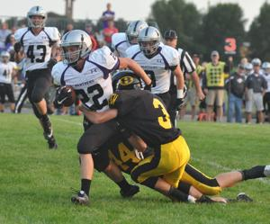 FOOTBALL: Panthers blank Tigers 6-0