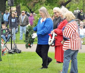 Parade, ceremonies mark Memorial Day