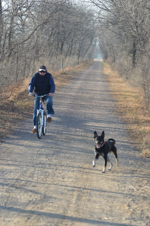 11 selected to develop county trail plan