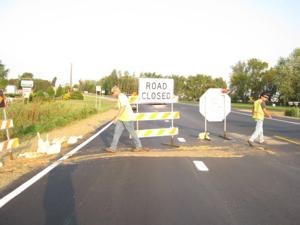 It's official — Highway 12 between Litchfield, Atwater opens