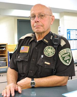 Law enforcement pioneer retires