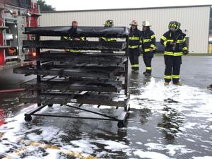 Employees evacuated from Minnesota Rubber plant