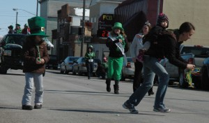Silver Lake ready for St. Patrick's Day