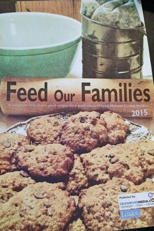 WHAT-A-DISH: FEED OUR FAMILIES COOKBOOK