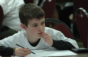 Hutchinson students are Math Masters