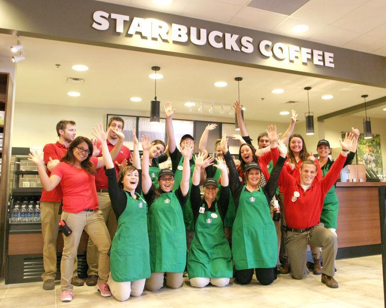 Starbucks opens Thursday in Target store | Business ...