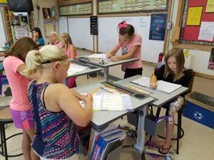 New desks reshape St. Anastasia classrooms