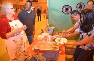 Take a tour of world cuisine at the International Food Fair