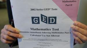 New GED math test