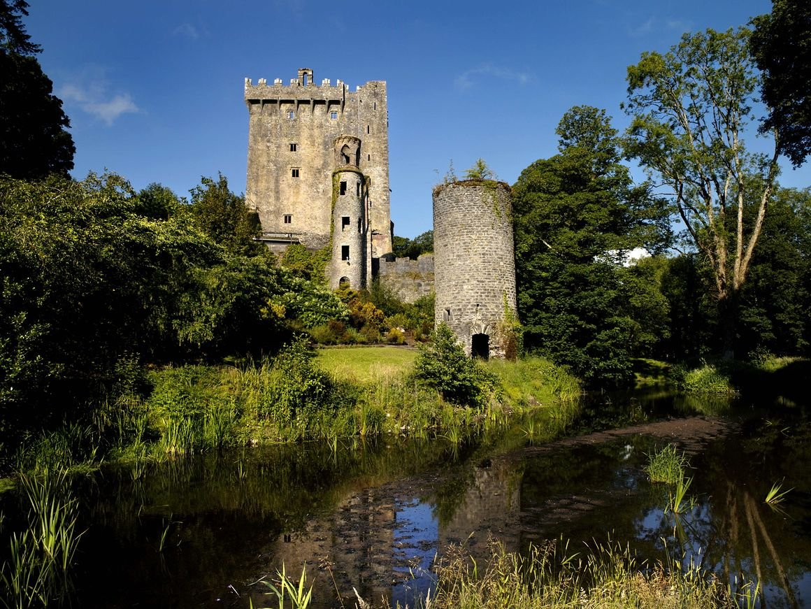 Blarney castle employment